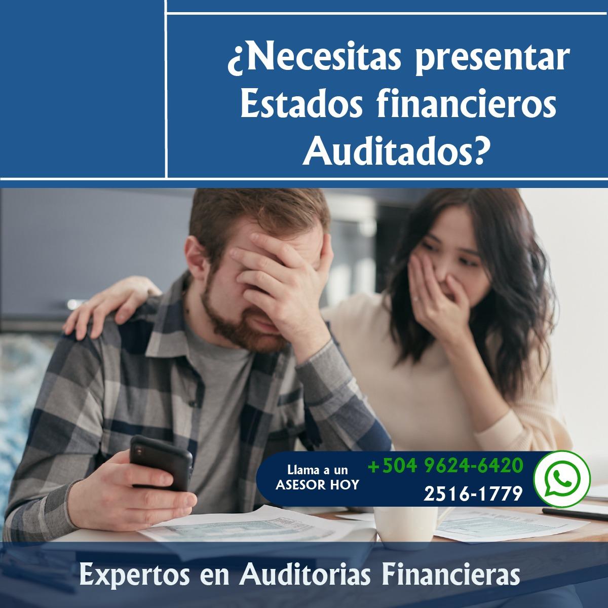 auditorias financieras